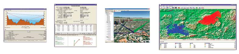 Capturas de pantalla de la herramienta IQLink