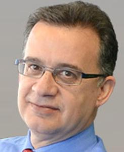 Luis Barcia directivo del equipo de Sortis