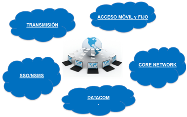 Organización de Sortis para la vigilancia y revisión de redes