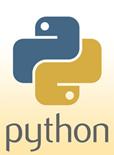 Logotipo lenguaje Python