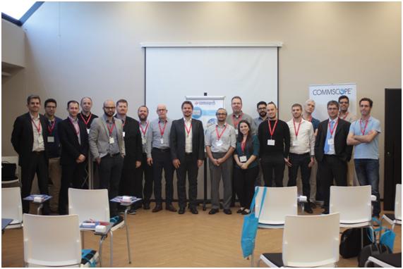 Foto de la conferencia
